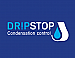 DripStop Logo for dark backgrounds (knockedout)